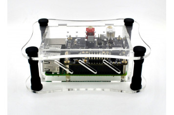 Acrylic Case For RPi + Boss