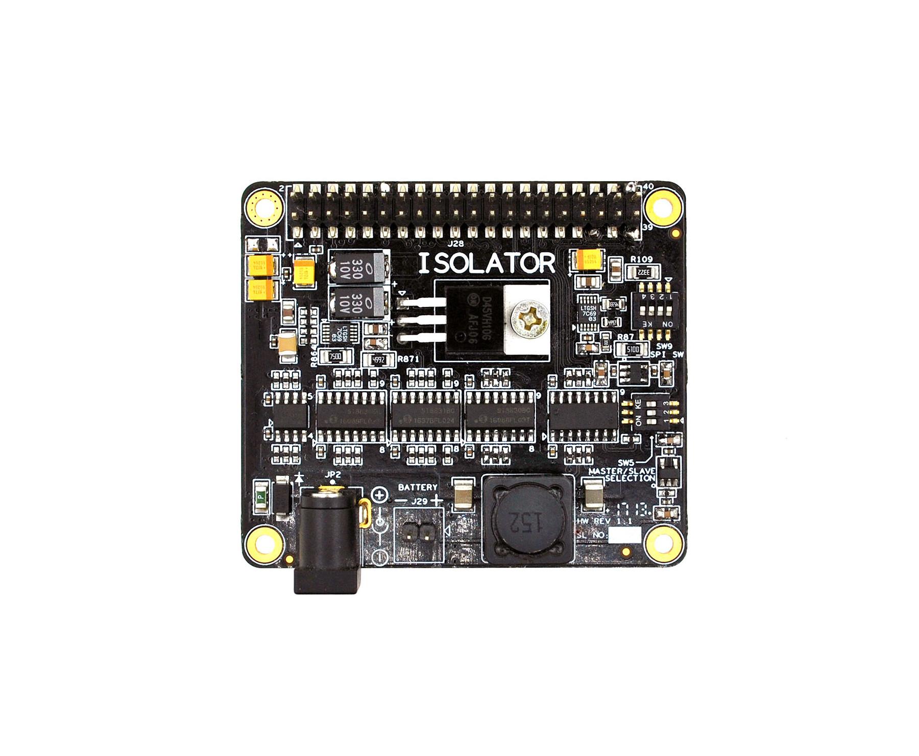 i2s Isolator