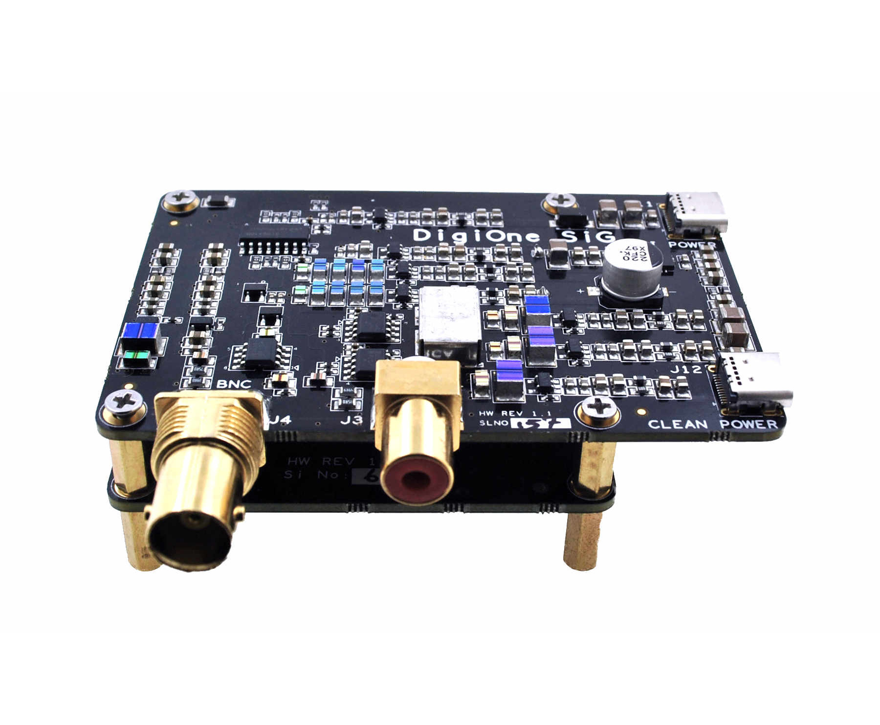 DigiOne Signature Clean Power SPDIF Out