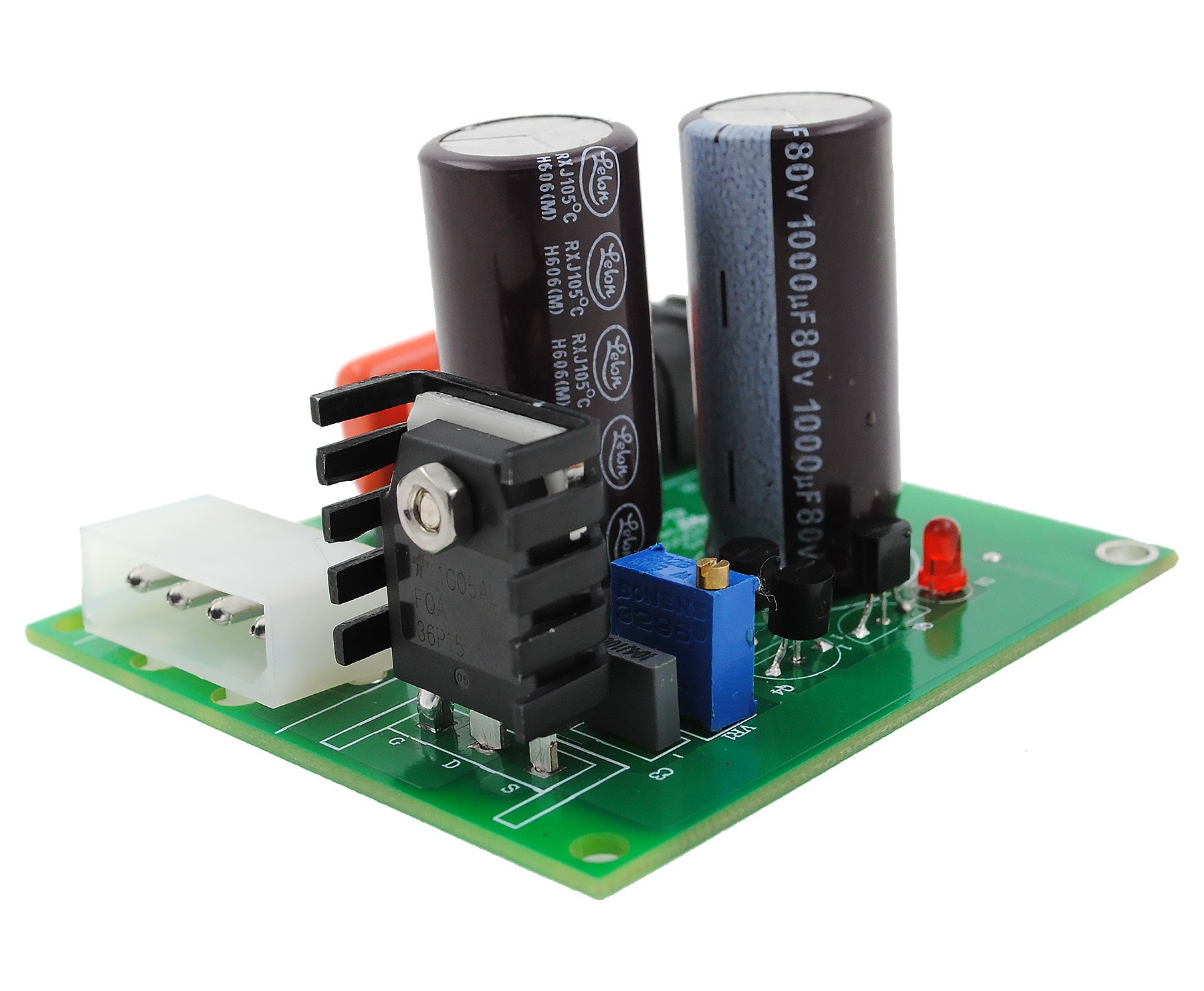 Capacitance Multiplier Warn Battery Isolator Wiring Diagram Stand Alone