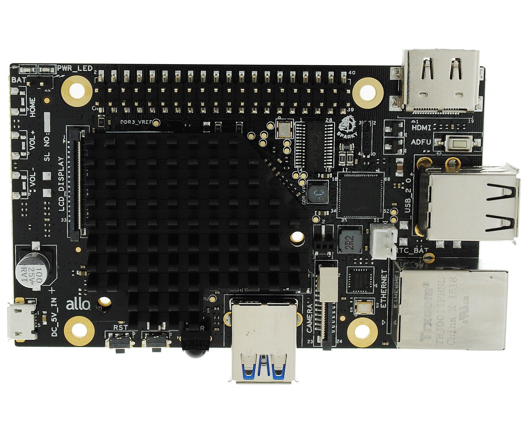 Sparky Sbc Motherboard Buy Integrated Electronics Analog And Digital Circuits Systems 2
