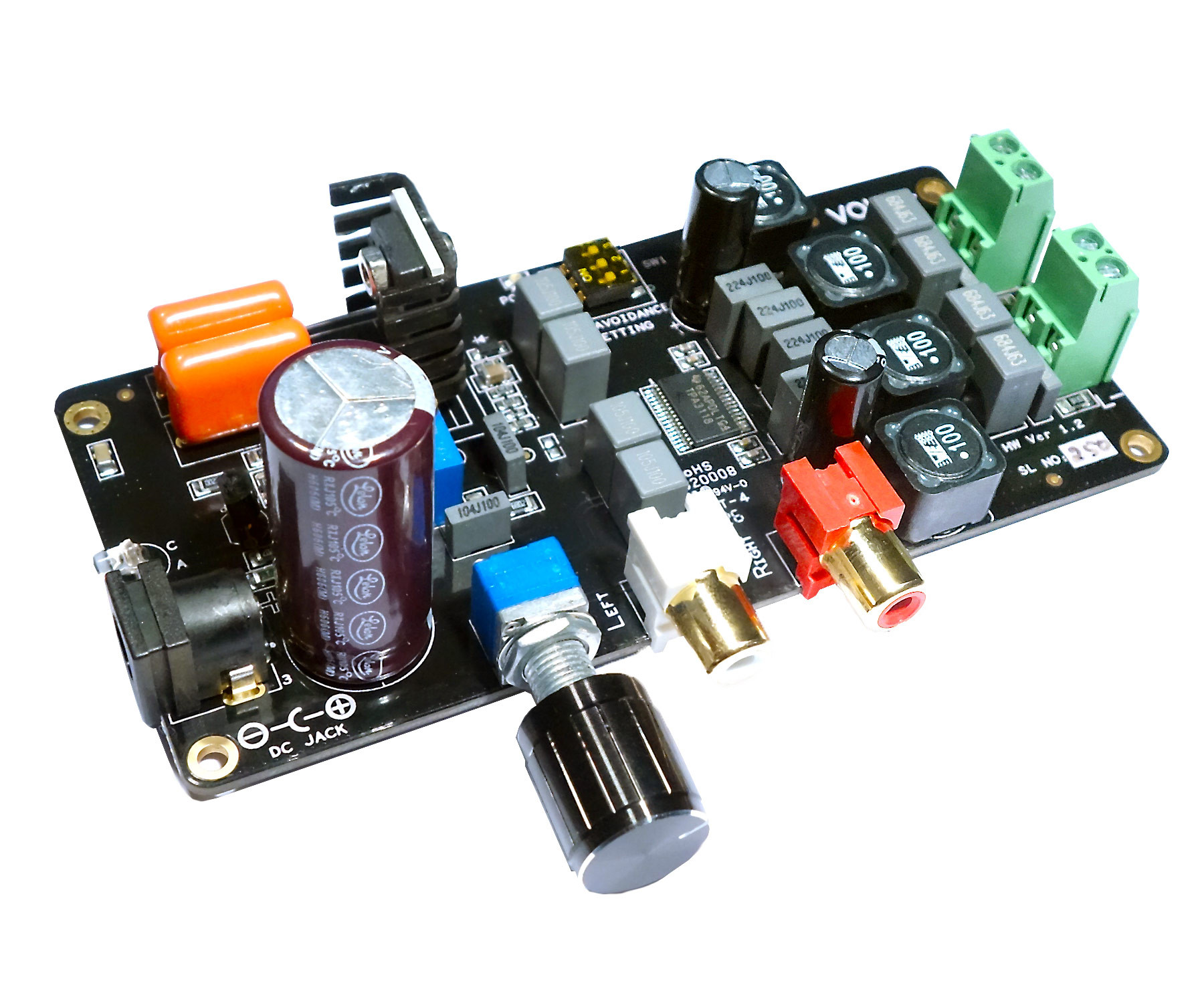 Volt Class D Amplifier Circuit Electronic Circuits And Diagram Next